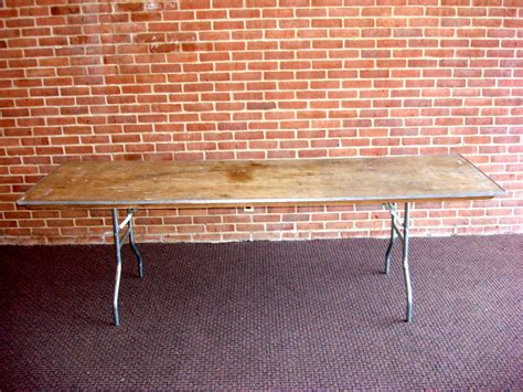 how wide is an 8 banquet table tables chairs baltimore s best events