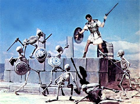 the argonauts ray harryhausen matched jmw turner for special effects genius film the guardian