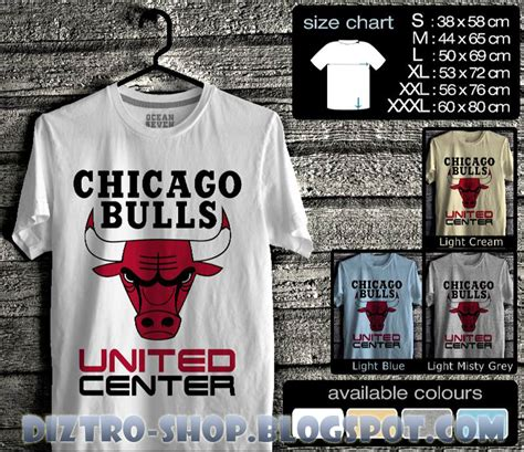 kaos chicago bulls diztro shop