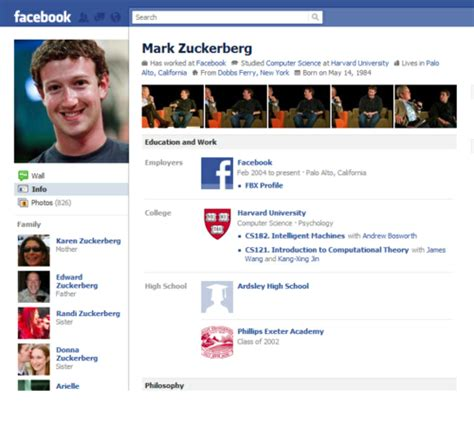 facebook layout update facebook has recently changed the layout of the user