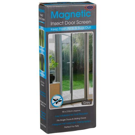 Garden Accessories B M by Magnetic Insect Door Screen Garden Accessories B M