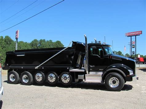 kw t880 for sale kenworth t880 dump trucks for sale used trucks on