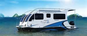 boat a home home boatahome trailerable houseboats boatahome