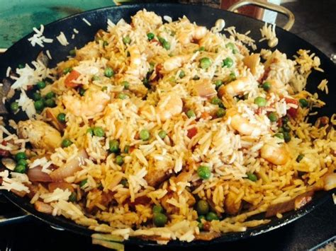 something different for dinner tonight what s for dinner tonight chicken and shrimp paella food and cooking stltoday