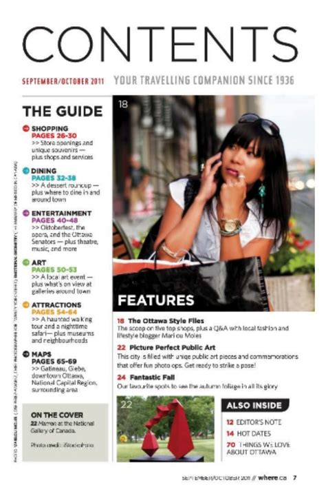table of contents magazine template time magazine table of contents search graphic