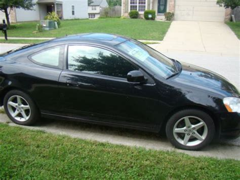 Acura Rsx Type S For Sale By Owner by Find Used Clean 2002 Acura Rsx Type S Black Condition