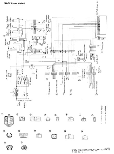 toyota hiace air con wiring diagram wiring diagram manual