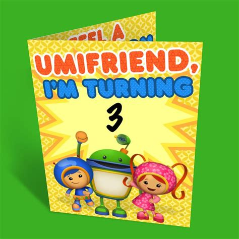 nick jr printable birthday cards top 25 ideas about team umizoomi paty on pinterest nick
