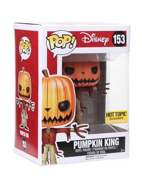Original Funko Pop Au Naturale funko nightmare before pop 153 pumpkin king