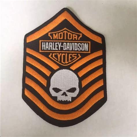 Diskon Harley Davidson Motor Cycles Patch harley davidson skull motorcycle patch os from cjaye s closet on poshmark