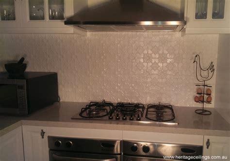 Wall Panels For Kitchen Backsplash Pressed Metal Splashback Perth Diy Project