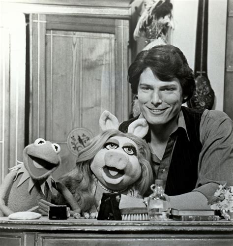 christopher reeve the muppet show christopher reeve disney wiki fandom powered by wikia