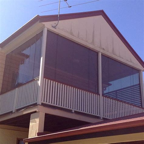 pvc awnings pvc blinds gold coast sunsational awnings and shades