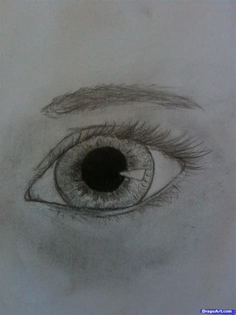 how to draw a eye how to draw a realistic eye step by step realistic