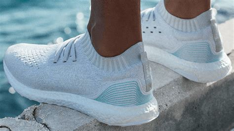 green innovation adidas announces shoes made from waste