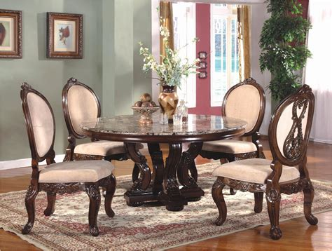 round formal dining room sets dining table set round unique french country dining room