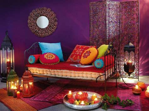 orientalische dekoration f 252 rs wohnzimmer 33 fotos - Orientalische Wandfarben