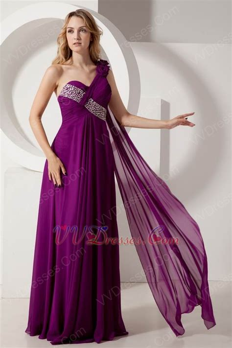 Purple Flower Split Dress 9144 formal ocassion flowers purple prom dress with split