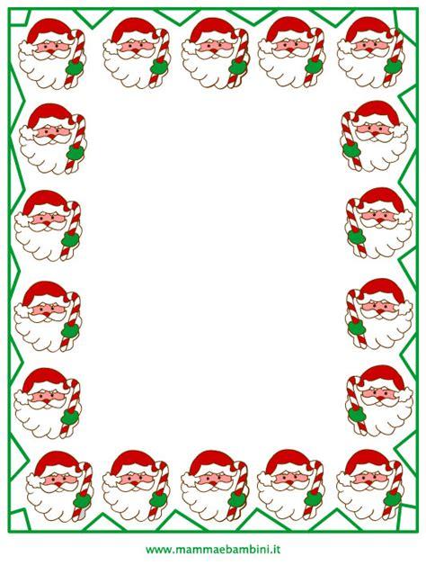 cornici natalizie da colorare cornicette per natale da colorare mamma e bambini