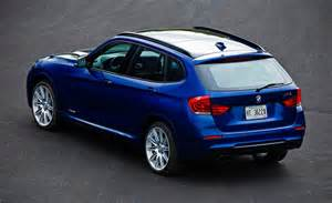 Bmw X1 2013 Car And Driver