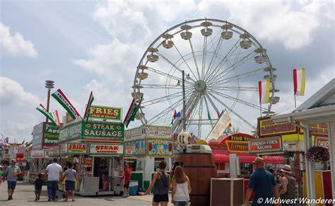 elkhart county fair indiana s largest county fair