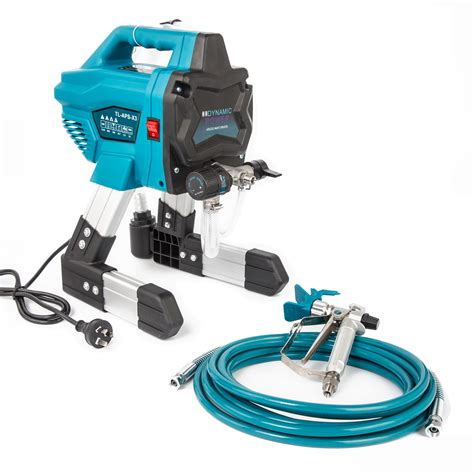 Spray Painter Electric Mollar Cat Spray Gun Listrik airless 550w electric spray gun 240v dynamic power