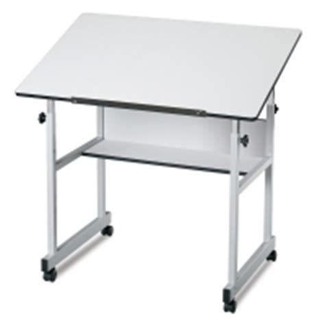 Student Drafting Table All Product Details For Tables And Work Surfaces Student Drafting Tables Blick Materials