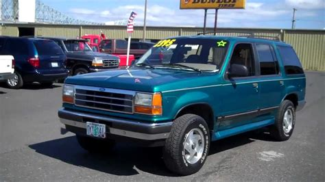 93 Ford Explorer by 1993 Ford Explorer 4x4 Sold