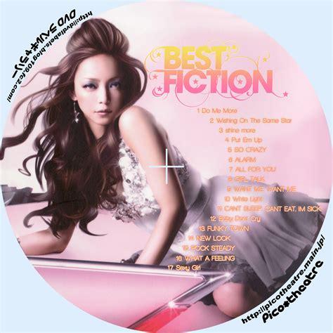 best fiction best fiction 安室奈美恵