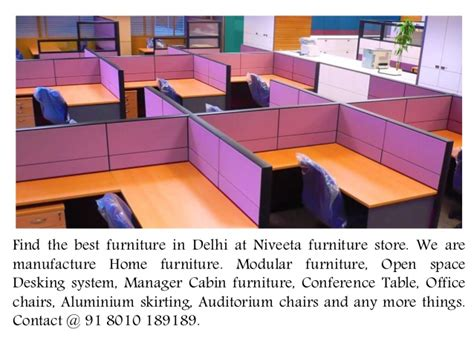 niveeta no 1 delhi furniture store for office home decor