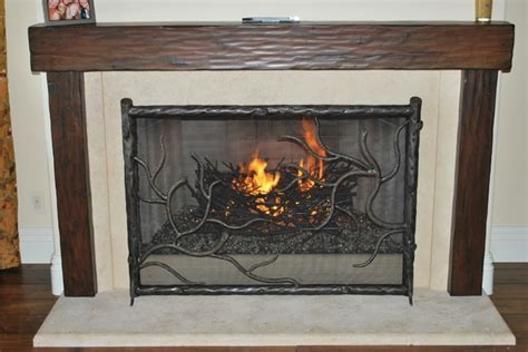 Gas Fireplace Logs And Accessories by Gas Logs Craftsman Fireplace Accessories Los Angeles