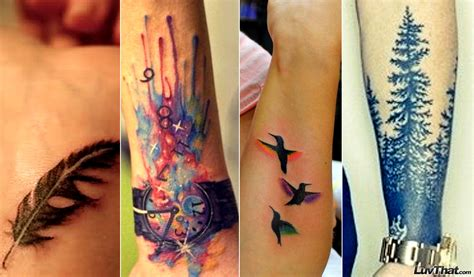 wrist foot tattoos 75 amazing wrist tattoos luvthat