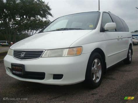 2000 Honda Odyssey by 2000 Taffeta White Honda Odyssey Ex 37492715 Gtcarlot