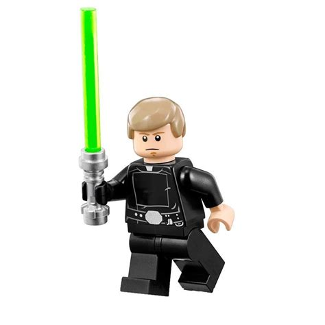 Lego Minifigure Wars Luke Skywalker Jedi Master Light Saber lego wars minifigure luke skywalker duel with lightsaber 75093 75146 ebay