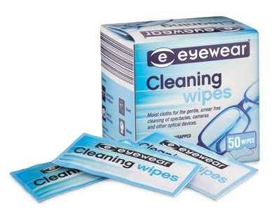 len aldi glasses cleaning wipes aldi ireland specials archive