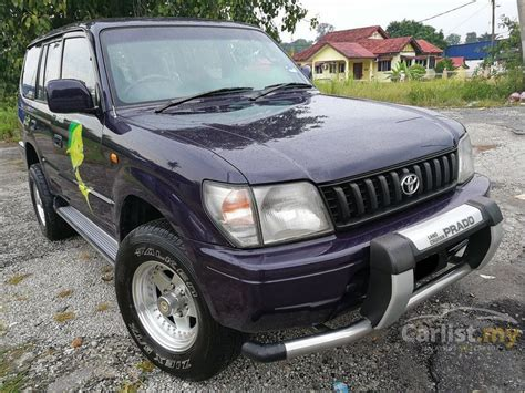 car engine manuals 1997 toyota land cruiser transmission control toyota land cruiser prado 1997 2 8 in selangor manual suv blue for rm 24 888 3917391 carlist my