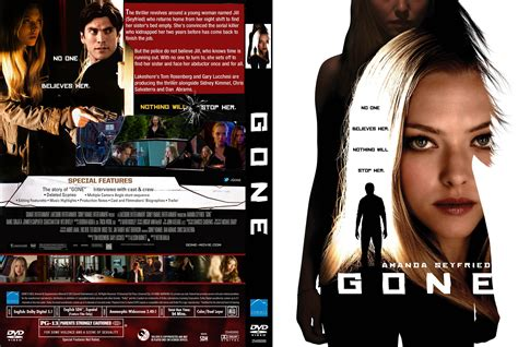 dvd slipcover gone 2012 movie dvd front dvd cover