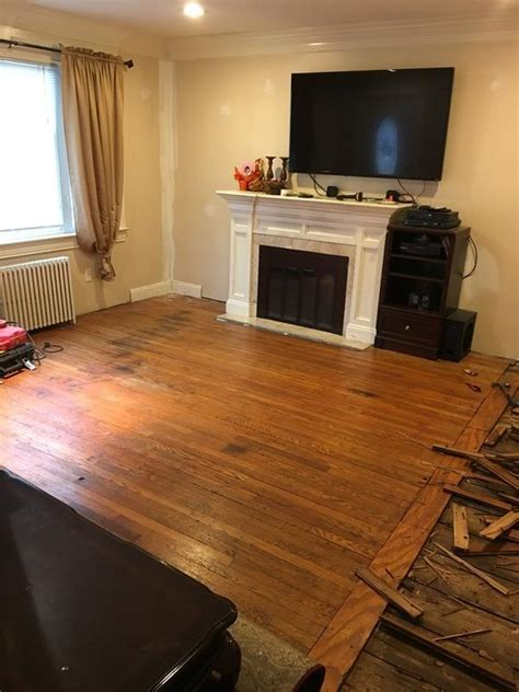 Before and After :: Lumber Liquidators