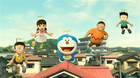film doraemon robot kumpulan gambar film doraemon 3d stand by me last movie