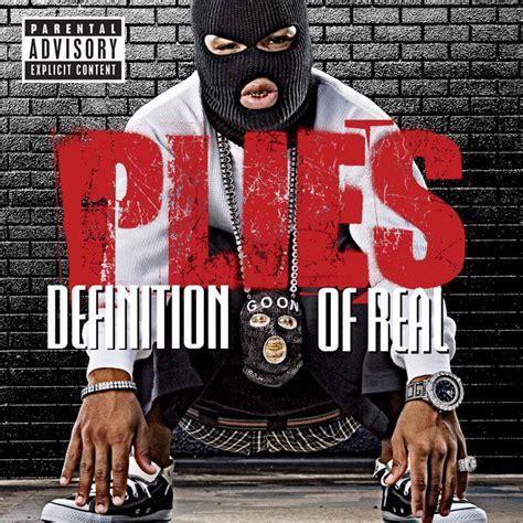 plies music plies unveils definition cover art and previews music video