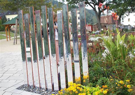 Garten Und Landschaftsbau Vogtland by Spiegel Sichtschutz Und Raumwirkung Raum Optische Erweiterung