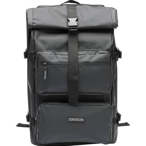 Tas Kamera Kode Dj magma bags rolltop backpack black mga47350 b h photo