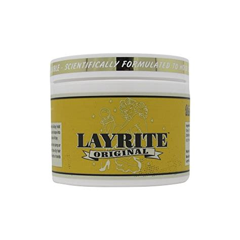 Layrite Original Pomade 113g layrite deluxe original pomade 4oz health and in