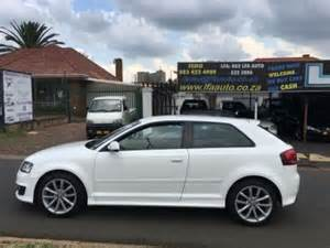 Used Audi Car Dealers In Northton Used Audi A3 1 8t Ambition For Sale In Gauteng Auto Dealer