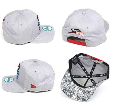 Po New Era Cap 9fifty X Tokidoki Marvel tokidoki x marvel x new era 9fifty snapback cap