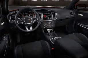 Dodge Interior 2015 Charger Dodge Product Reveal On Livestream Cars