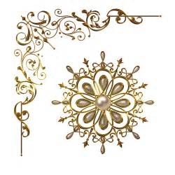 Home Decor Vintage by Decorative Lines Corner Png