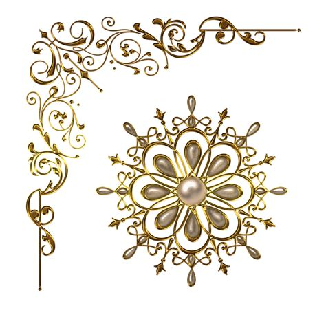 decorative pattern png decorative lines corner png