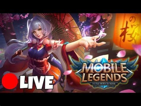 Ml Players Mobile Legends live nyore ml noob player push rank mobile legends