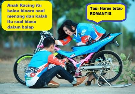 gambar dp bbm anak racing terbaru captionkatacom